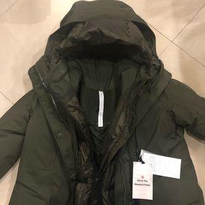 lululemon athletica Jackets & Coats - NWT Lululemon Out In The Elements Parka $598-Sz 6